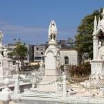 Havana cemetery — Stock Photo