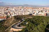Alicante, hiszpania — Zdjęcie stockowe