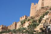 Alcazaba in Almeria — Stock Photo