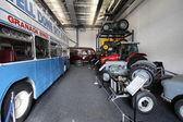 Museo del transporte coventry — Foto de Stock