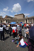 Vatican - Saint Peter Square — Stock Photo