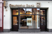 Deutsche Bank — Stock Photo