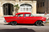 Cuba car — Stock Photo