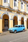 Car in Cuba — Stock Photo