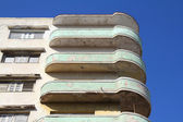 Cuba apartment building — Stock Photo