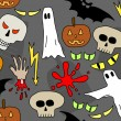 Halloween — Stock Vector