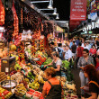Photo: Boqueria, Barcelona