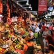 Stock Photo: Boqueria, Barcelona