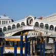 Venice - Rialto Bridge — Stock Photo