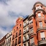 Madrid, Spain — Stock Photo