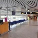Постер, плакат: Airport in Sweden