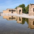 Stock Photo: Temple of Debod