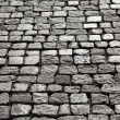 Background cobblestone — Stock Photo