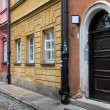 Warsaw old town — Stock Photo #30257385