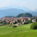 Fondo, Trentino, Italy — Stock Photo