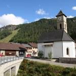 Switzerland - Val Mustair — Stock Photo