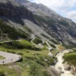 Stelvio Pass — Stock Photo