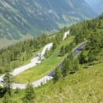 Mountain road in Austria — Stock Photo #30258313