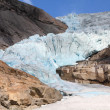 Norway - Jostedalsbreen — Stock Photo