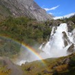 Norway, Jostedalsbreen National Park — Stock Photo