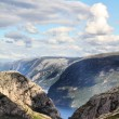 Stock Photo: Norway landscape