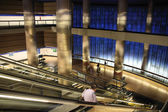 Madrid Chamartin — Foto Stock
