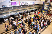 Katowice Airport — Stock Photo