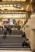 Brussels Central station — Stock Photo
