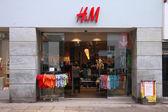 H & м в копенгагене — Стоковое фото
