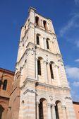 Kathedraal van ferrara — Stockfoto