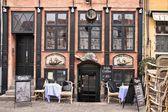 Copenhagen pub — Stock Photo