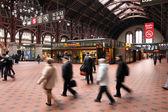 Copenhagen Station — Stock Photo