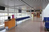 Airport in Sweden — Foto Stock