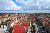 Gdansk, Polónia — Fotografia Stock
