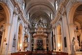 Warsaw church — Stock Photo