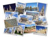 вена открытки — Стоковое фото