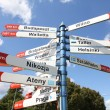 Direction signs — Stock Photo #30260823