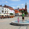 Bialystok, Poland — Stock Photo