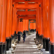 Japan - Fushimi Inari — Stock Photo