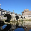 Rome - Castel Sant Angelo — Stock Photo