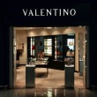 Stock Photo: Valentino fashion store