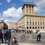 Piazza Venezia, Rome — Stock Photo #30264931