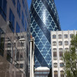 London - St Mary Axe — Stock Photo