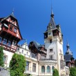 Stock Photo: Peles castle, Romania