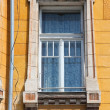 Window in Timisoara, Romania — Stock Photo