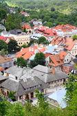 Polsko - kazimierz dolny — Stock fotografie