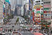 Tokyo - Shinjuku — Stock Photo