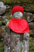 Jizo in Japan — Stock Photo