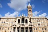 Rome - Santa Maria Maggiore — Stock Photo