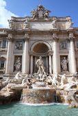Roma - Fontana di Trevi — Foto de Stock